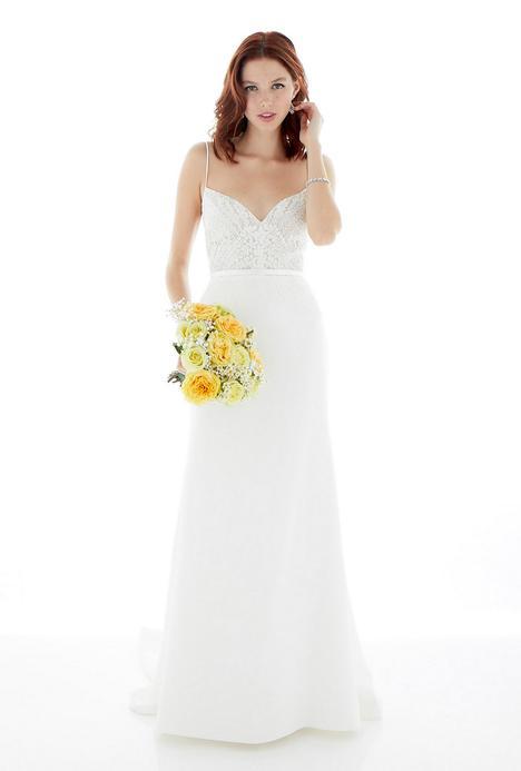 Raquel Wedding                                          dress by Lea-Ann Belter