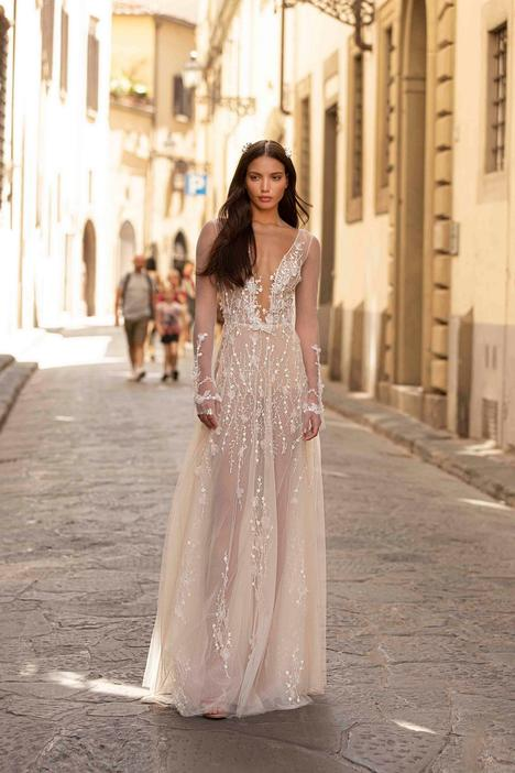 Frankie Wedding                                          dress by Muse by BERTA