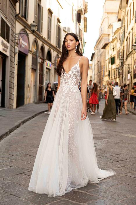 Francine Wedding                                          dress by Muse by BERTA