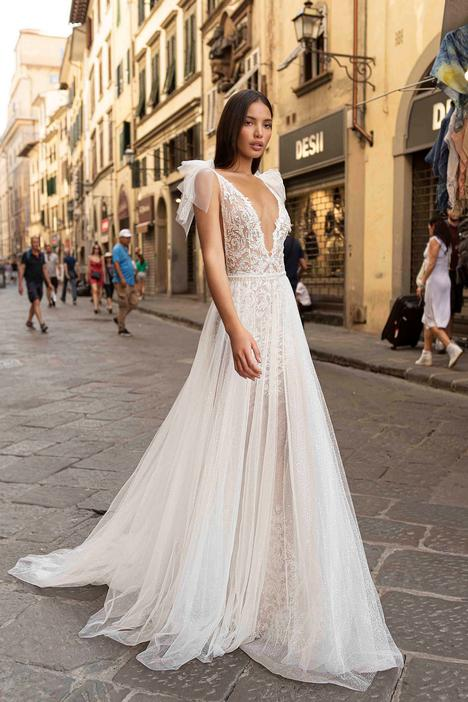 Filipa Wedding                                          dress by Muse by BERTA