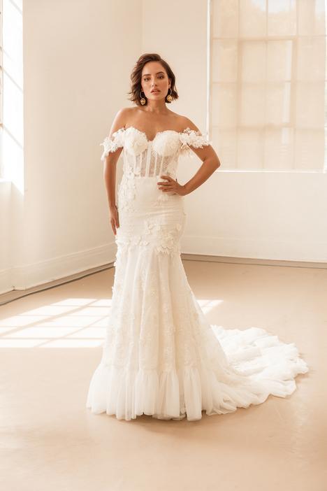 Wedding                                          dress by Wedding Societe