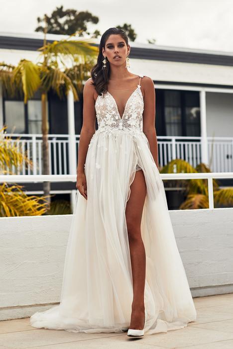 Wedding                                          dress by Zavana Couture