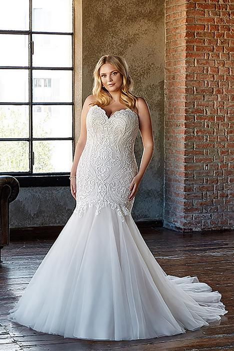 Style UR116 gown from the 2019 Eddy K Curvy collection, as seen on dressfinder.ca