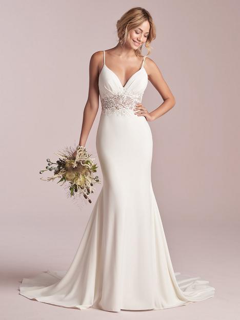 Cody Wedding                                          dress by Rebecca Ingram