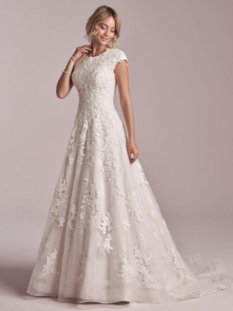 Courtney-Leigh Wedding                                          dress by Rebecca Ingram