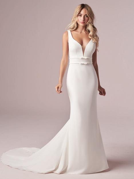 Danica Wedding                                          dress by Rebecca Ingram