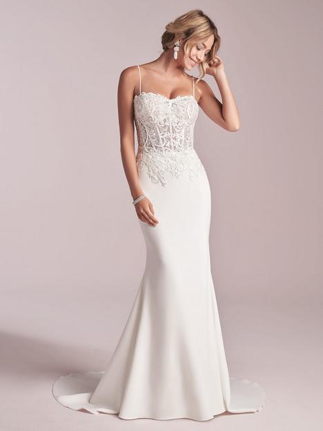 Darby Wedding                                          dress by Rebecca Ingram