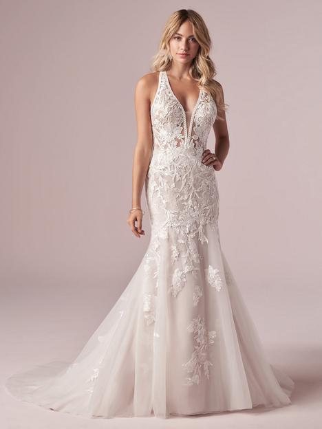 Elizabetta Wedding dress by Rebecca Ingram