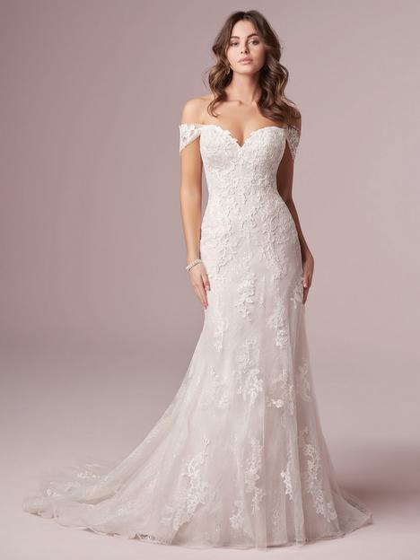 Florina Wedding                                          dress by Rebecca Ingram
