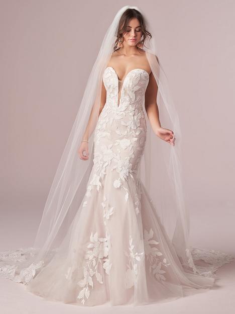 Hattie Wedding                                          dress by Rebecca Ingram