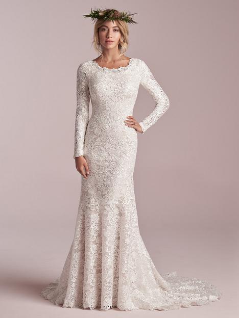 Hope-Leigh Wedding                                          dress by Rebecca Ingram