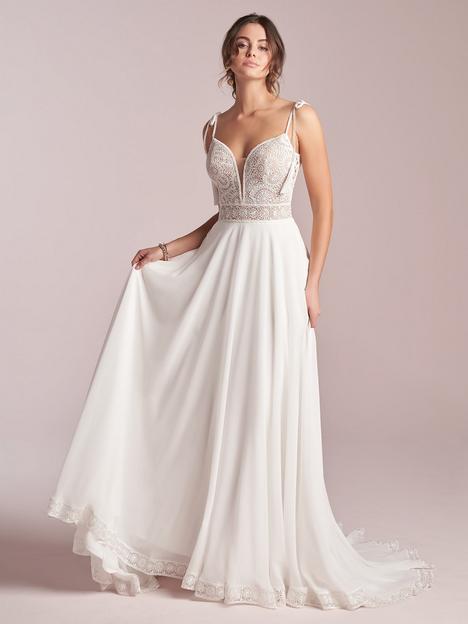 Jolie Wedding                                          dress by Rebecca Ingram