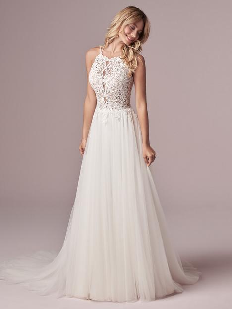 Lexie Wedding                                          dress by Rebecca Ingram