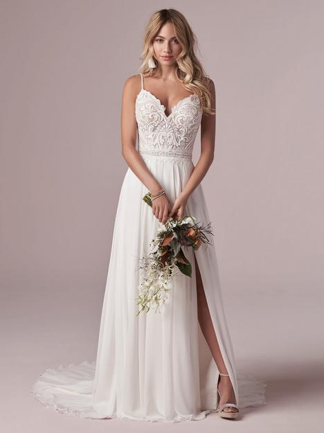 Lorraine Wedding                                          dress by Rebecca Ingram