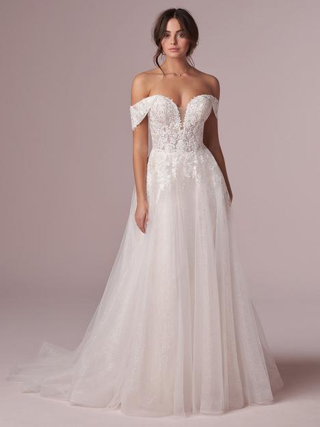 Mavis Wedding                                          dress by Rebecca Ingram