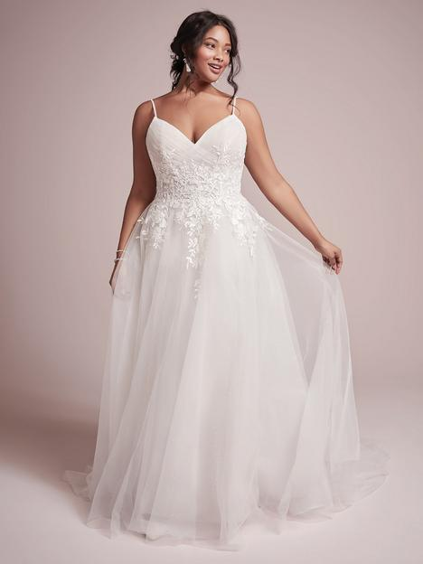 Mila Wedding                                          dress by Rebecca Ingram