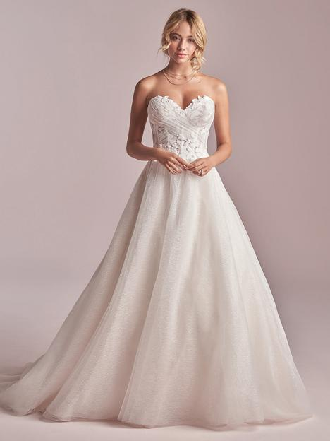 Remy Wedding                                          dress by Rebecca Ingram