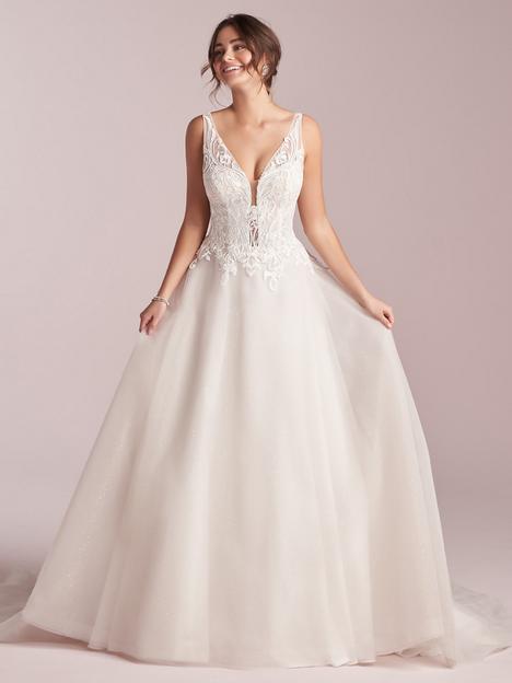 Yvette Wedding                                          dress by Rebecca Ingram