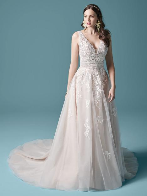 Raphael-Dawn Wedding                                          dress by Maggie Sottero