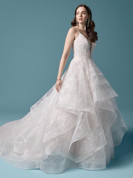 Zuri Wedding                                          dress by Maggie Sottero