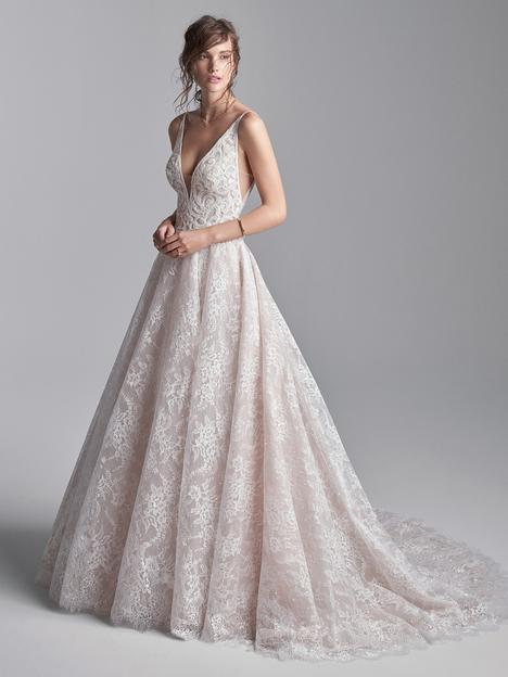 Livingston Wedding                                          dress by Sottero and Midgley