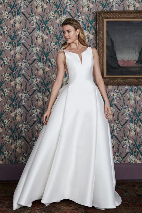 Haden Wedding                                          dress by Justin Alexander Signature