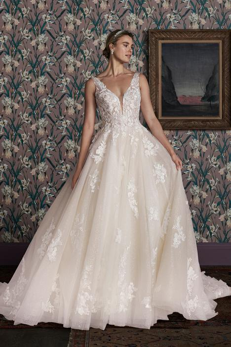 Ellington Wedding                                          dress by Justin Alexander Signature