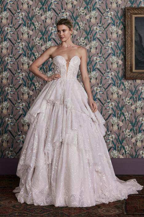 Nina Wedding                                          dress by Justin Alexander Signature