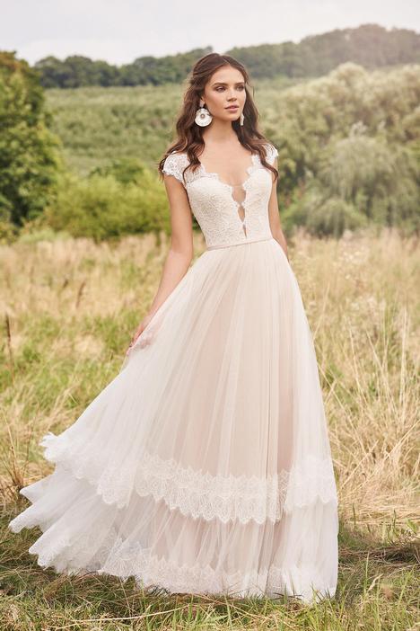 Wedding                                          dress by Lillian West