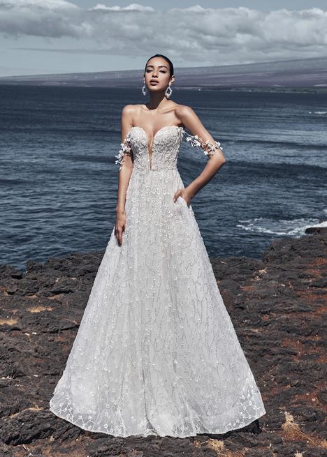 Wedding                                          dress by Calla Blanche