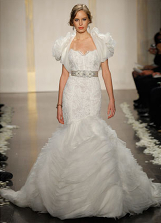 3201 gown from the 2012 Lazaro collection, as seen on dressfinder.ca