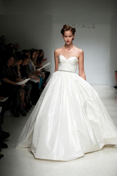 Mackenzie Wedding dress by Amsale