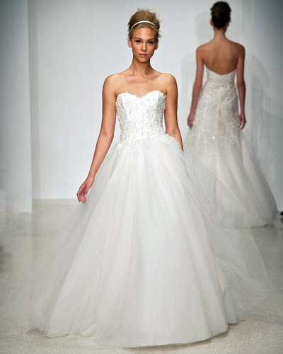 Fleur gown from the 2012 Christos collection, as seen on dressfinder.ca