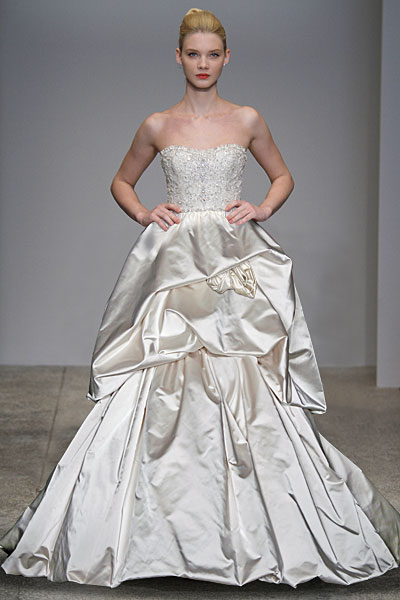 Alessandra Wedding dress by Kenneth Pool