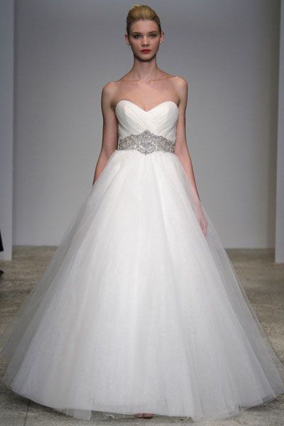 Amour gown from the 2012 Kenneth Pool collection, as seen on dressfinder.ca