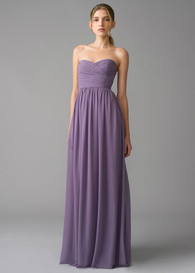 450017 gown from the 2012 Monique Lhuillier: Bridesmaids collection, as seen on dressfinder.ca