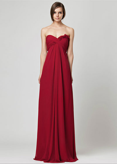 450029 Bridesmaids                                      dress by Monique Lhuillier : Bridesmaids