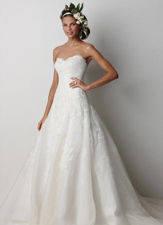 Devenport Wedding                                          dress by Watters Brides