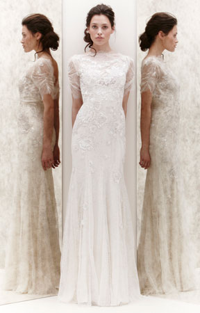 Mimosa gown from the 2013 Jenny Packham collection, as seen on dressfinder.ca