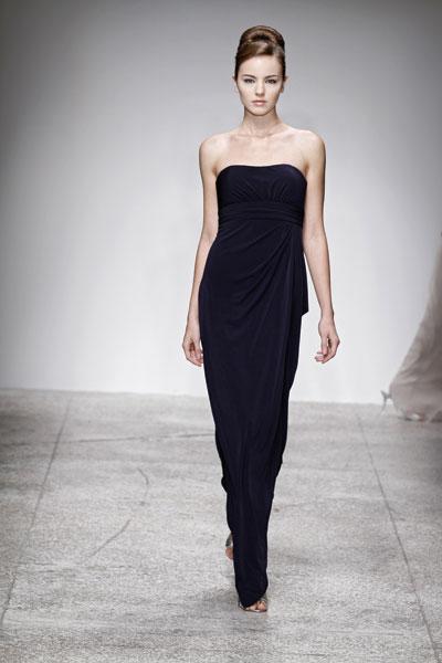 G633J Bridesmaids                                      dress by Amsale : Bridesmaids