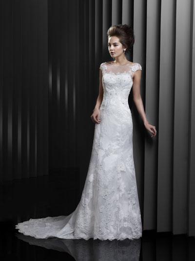BT13-1 Wedding                                          dress by Enzoani Beautiful Bridal