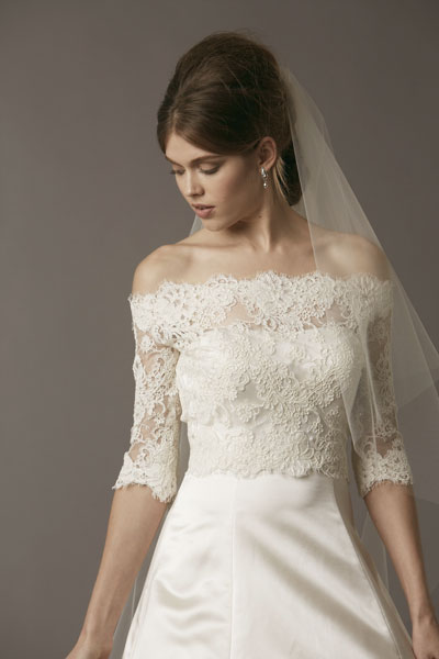 Charlotte Wedding                                          dress by Watters Brides