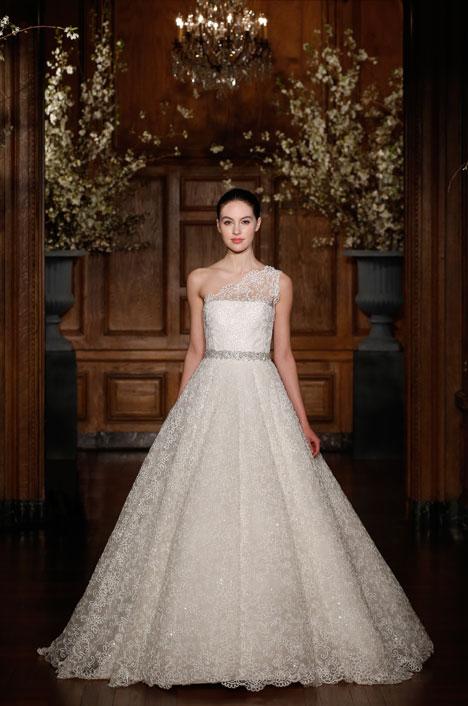 RK532 Wedding                                          dress by Romona Keveza Collection