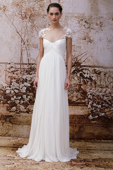 Analise gown from the 2014 Monique Lhuillier collection, as seen on dressfinder.ca