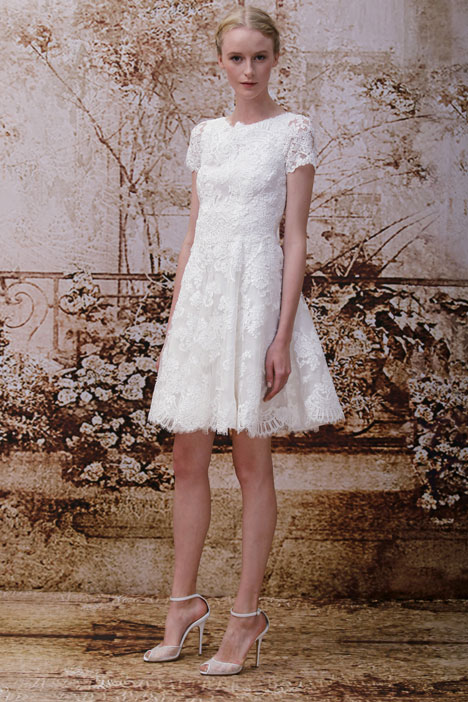 Opal Wedding dress by Monique Lhuillier
