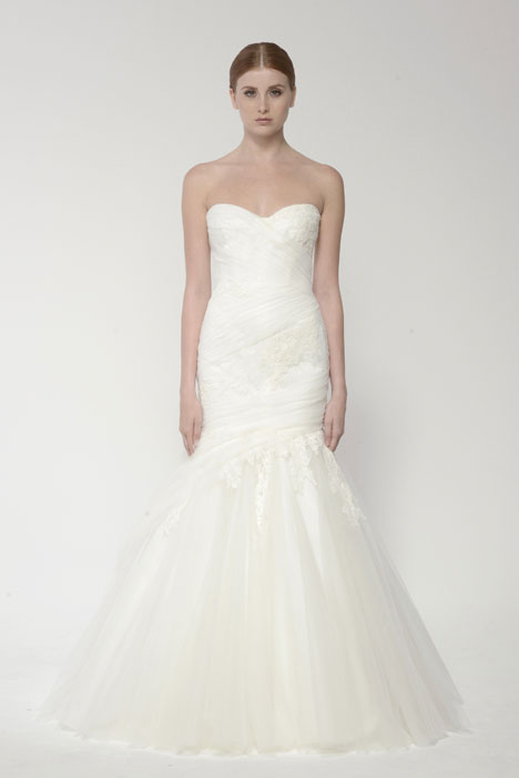 1401 gown from the 2014 Monique Lhuillier: Bliss collection, as seen on dressfinder.ca