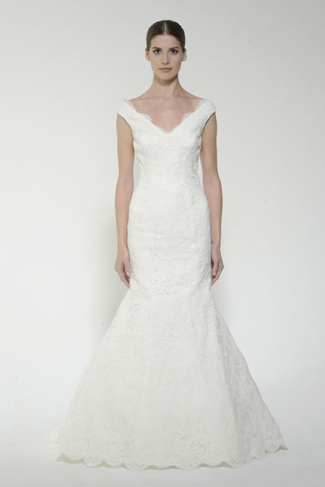 1417 gown from the 2014 Monique Lhuillier: Bliss collection, as seen on dressfinder.ca