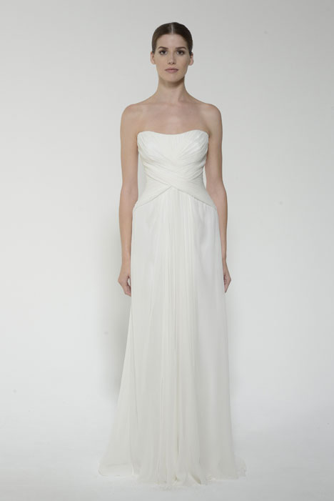 1429 gown from the 2014 Monique Lhuillier: Bliss collection, as seen on dressfinder.ca