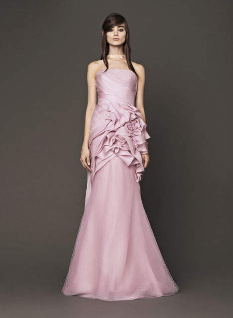 Nolita gown from the 2014 Vera Wang collection, as seen on dressfinder.ca