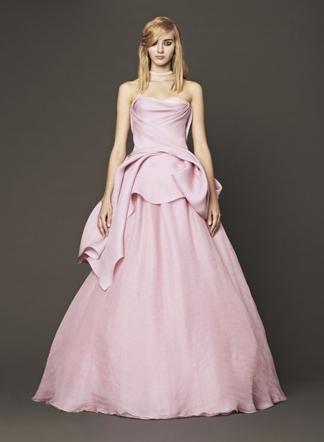 Nell gown from the 2014 Vera Wang collection, as seen on dressfinder.ca